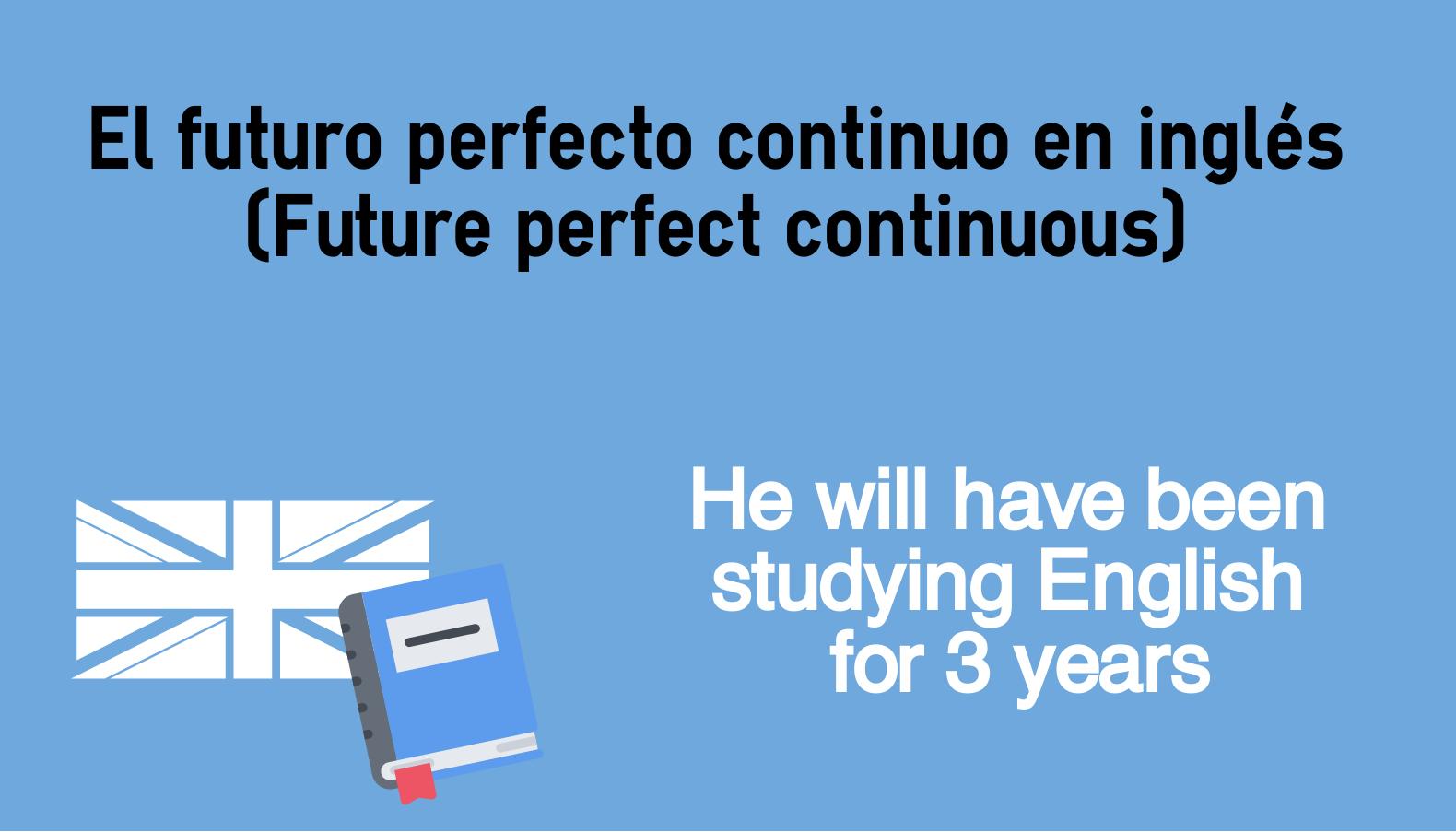 Futuro Perfecto Continuo En Inglés Colanguage