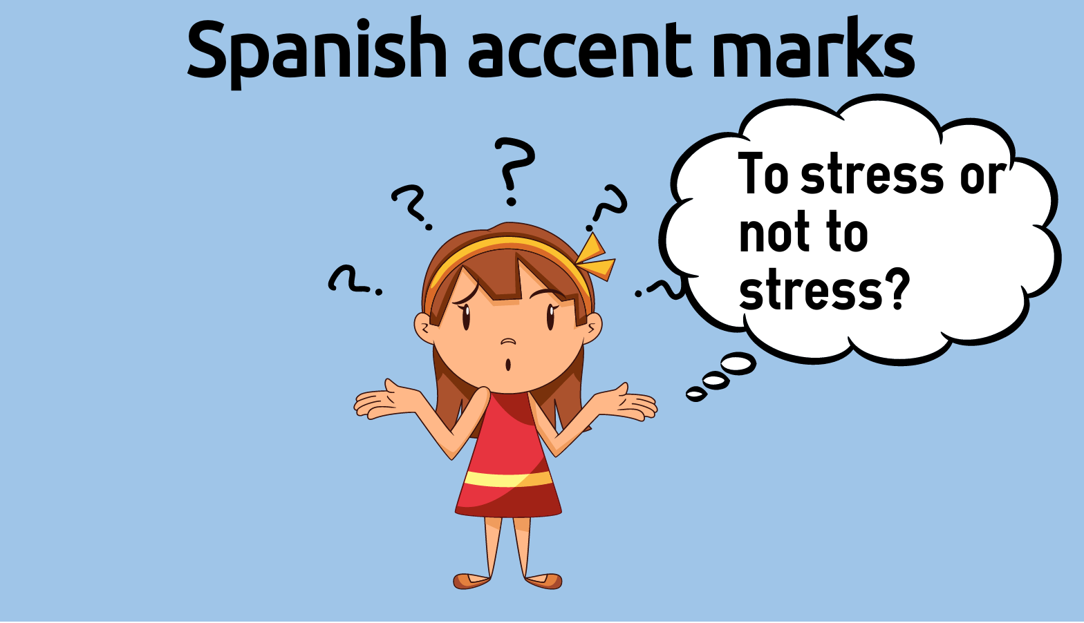 Spanish Accents