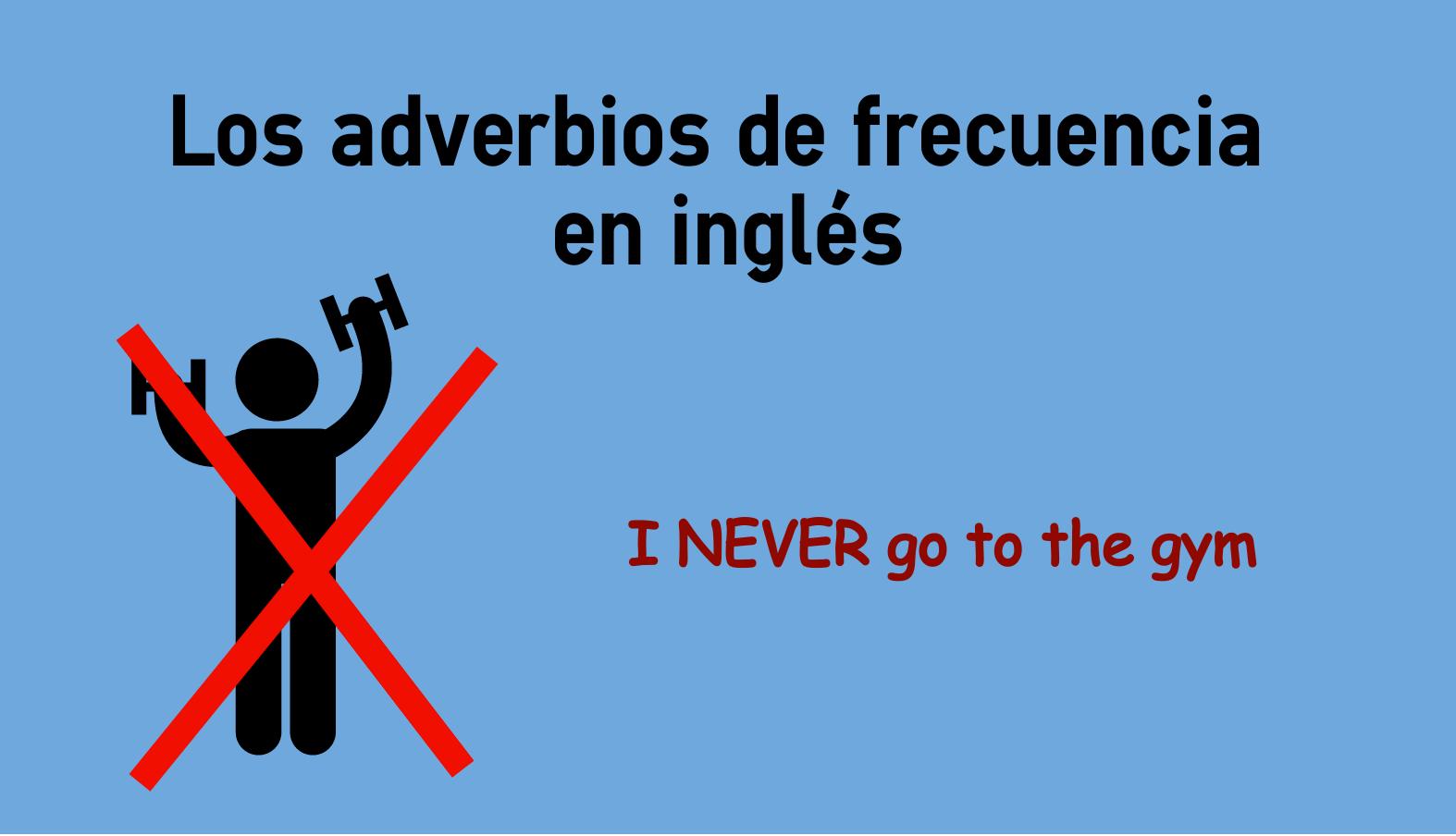 Los Adverbios De Frecuencia En Inglés Colanguage