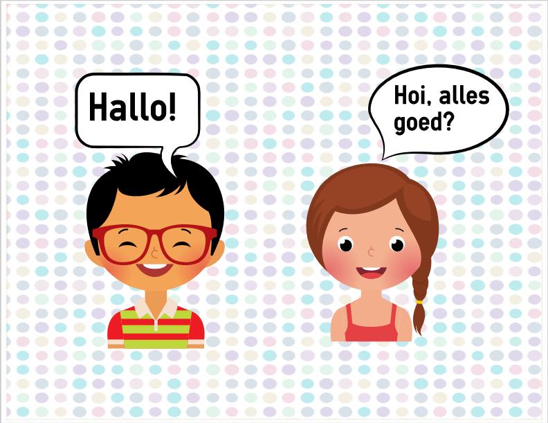 Dutch greetings hello in dutch m4hsunfo