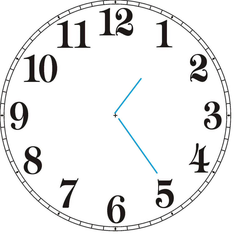 Las Horas En Inglés Colanguage
