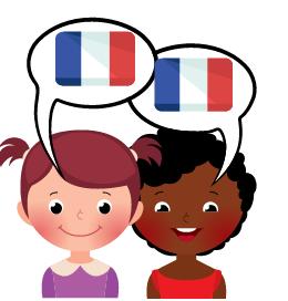 Kannst du dich vorstellen auf französisch