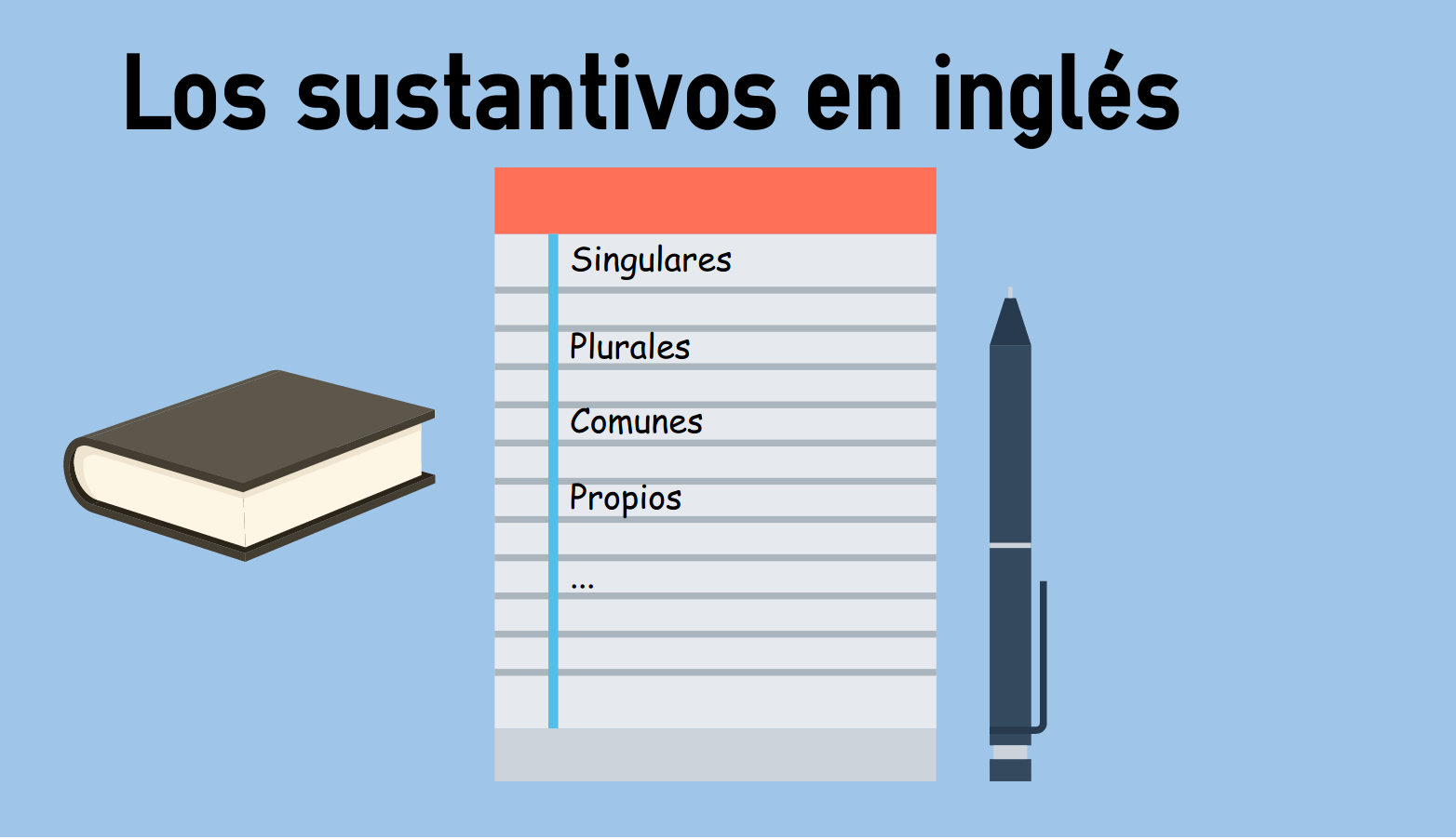 Los Sustantivos En Inglés Colanguage