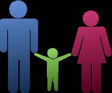 Familie auf Spanisch