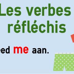 Les Verbes Reflechis Pronominaux En Neerlandais Colanguage