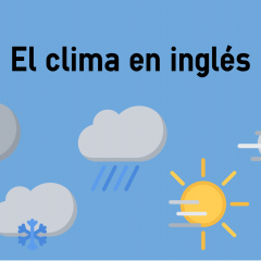 El clima en inglés | coLanguage