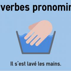 Les Verbes Pronominaux Colanguage