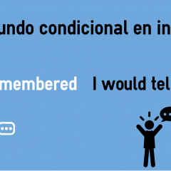 Segundo Condicional En Inglés Second Conditional Colanguage