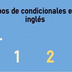 Tipos De Condicionales En Inglés Colanguage