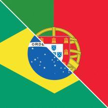 drapeau por/bra