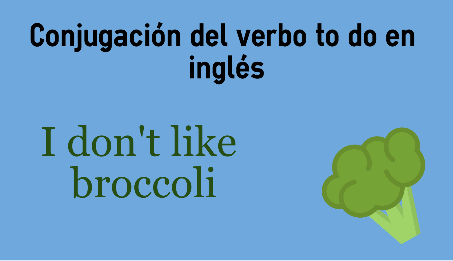 Conjugación Del Verbo To Do En Inglés Colanguage